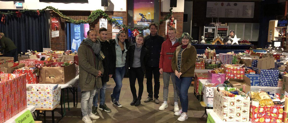 Permalink zu:Sekundarschule Jülich zeigt Herz